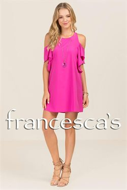 Sales deals in the Francesca's weekly ad in Lancaster PA