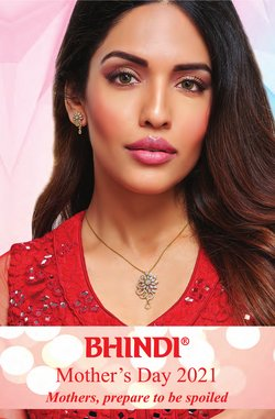 Jewelry & Watches deals in the Bhindi Jewellers catalog ( 2 days left)