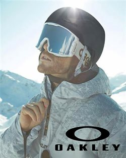 Oakley catalogue ( 22 days left )