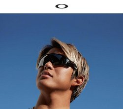 Opticians & Sunglasses offers in the Oakley catalogue ( 7 days left )