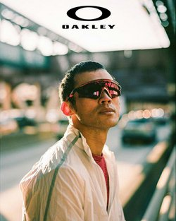 Oakley deals in the Oakley catalog ( More than a month)