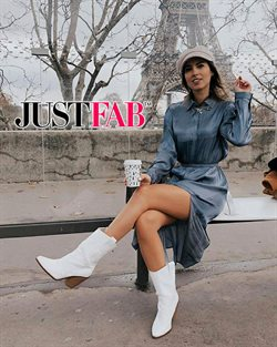 JustFab catalogue ( More than a month )