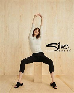 Silver Jeans catalogue ( More than a month )