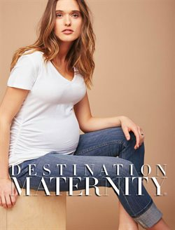 Destination Maternity deals in the Houston TX weekly ad