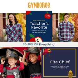 Clothing & Apparel deals in the Gymboree catalog ( 2 days left)