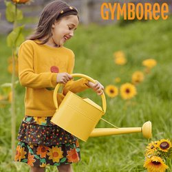 Gymboree deals in the Gymboree catalog ( More than a month)