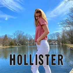 Hollister catalogue in New York ( 4 days left )
