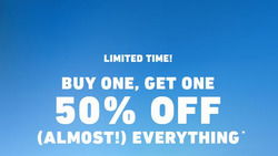 Hollister coupon ( 1 day ago )