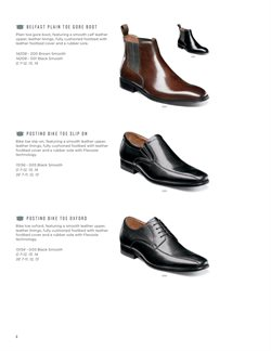 Boots deals in the Florsheim Shoes weekly ad in New York