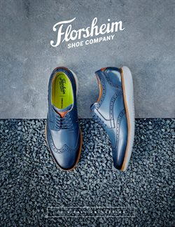 Florsheim Shoes deals in the Los Angeles CA weekly ad