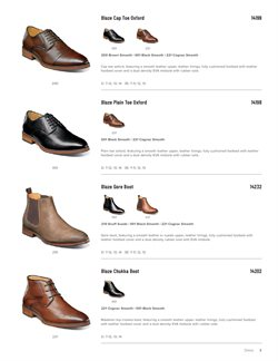 Top deals in the Florsheim Shoes weekly ad in East Lansing MI
