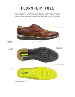 Heels deals in the Florsheim Shoes weekly ad in New York