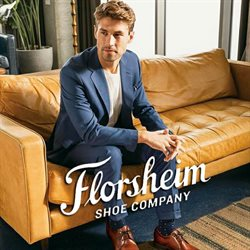 Florsheim Shoes deals in the Flushing NY weekly ad