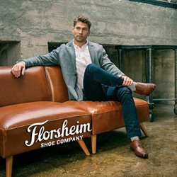 Florsheim Shoes deals in the Elmhurst NY weekly ad