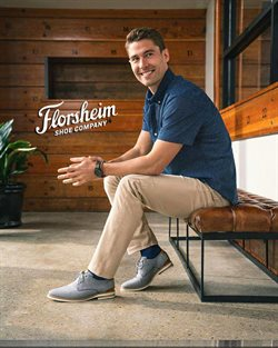 Florsheim Shoes catalogue in Schaumburg IL ( 8 days left )