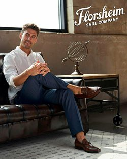 Florsheim Shoes catalogue in Schaumburg IL ( More than a month )