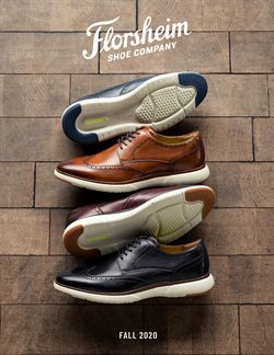 Clothing & Apparel offers in the Florsheim Shoes catalogue in Warren OH ( 3 days ago )