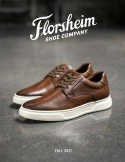 Florsheim Shoes deals in the Florsheim Shoes catalog ( More than a month)