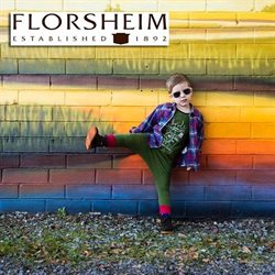 Clothing & Apparel deals in the Florsheim Shoes weekly ad in Johnstown PA
