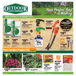 Tools & Hardware offers in the Orchard catalogue in Corona CA ( 2 days ago )