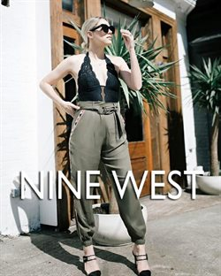 Nine West deals in the New York weekly ad