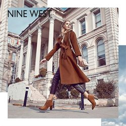 Nine West catalogue ( Expires today )