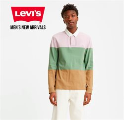 Levi's catalogue in New York ( More than a month )