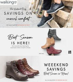 The Walking Company deals in the The Walking Company catalog ( Expires today)