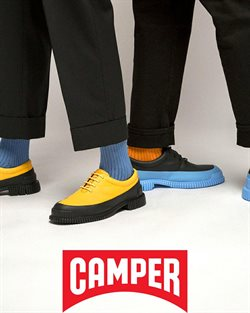Camper catalogue ( More than a month )