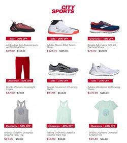 City Sports catalogue ( 17 days left )