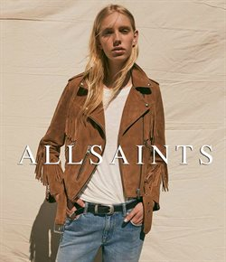 Sales deals in the AllSaints Spitalfields weekly ad in New York