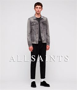 AllSaints Spitalfields deals in the New York weekly ad
