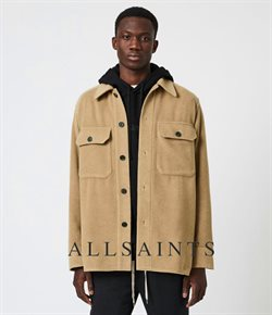 Clothing & Apparel offers in the AllSaints Spitalfields catalogue in Evanston IL ( Expires tomorrow )