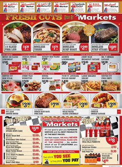 The Market deals in the Reseda CA weekly ad