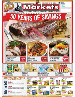 The Market deals in the Los Angeles CA weekly ad