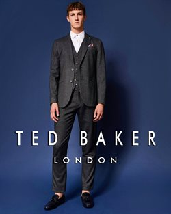 Ted Baker London deals in the Boston MA weekly ad