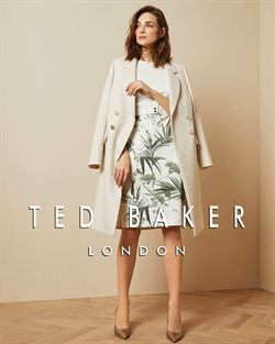 Ted Baker London catalogue ( 7 days left )