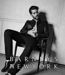 Barneys deals in the New York weekly ad
