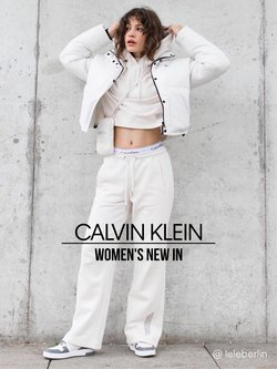 Luxury brands deals in the Calvin Klein catalog ( More than a month)