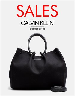 Calvin Klein deals in the New York weekly ad