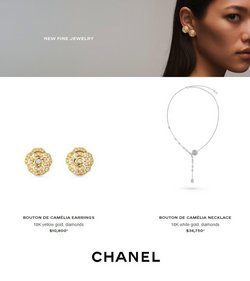 Jewelry & Watches deals in the Chanel Fine Jewelry catalog ( 1 day ago)