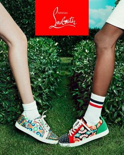 Luxury brands deals in the Christian Louboutin catalog ( 1 day ago)