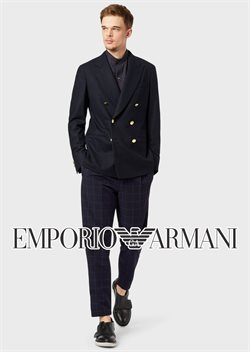 Emporio Armani catalogue ( Expired )