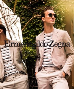Ermenegildo Zegna deals in the Houston TX weekly ad