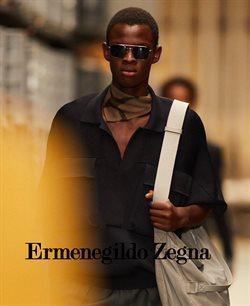Ermenegildo Zegna catalogue in Dallas TX ( More than a month )