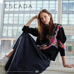 Escada catalogue ( More than a month )