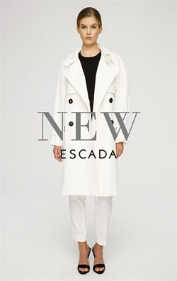 Luxury brands deals in the Escada weekly ad in New York