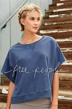 Free People deals in the New York weekly ad
