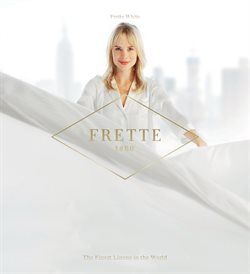 Frette deals in the New York weekly ad
