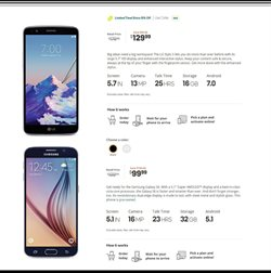 LG deals in the Boost Mobile weekly ad in Lancaster PA